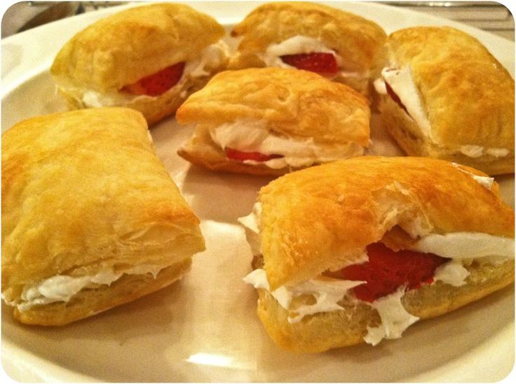Createlive: EASY Strawberry Shortcake | Strawberry Recipes | Pinterest