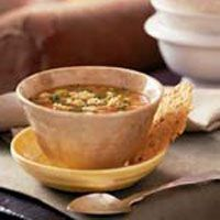 More like this: vegetable soups , white beans and turkey bacon .