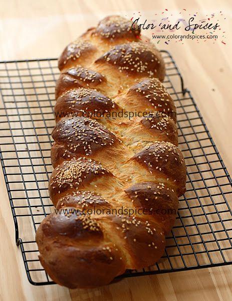 Braided Bread | Bread (Braided) | Pinterest