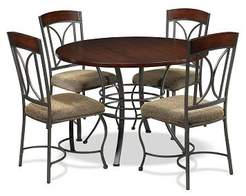 Pin by leon 39 s furniture on dine with us pinterest for Leon s dining room tables
