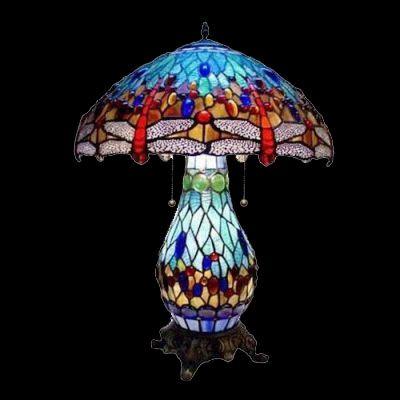 dragonfly lamp. Black Bedroom Furniture Sets. Home Design Ideas