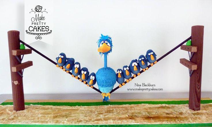 Crack birds on a wire- Птички На Проводе v1.01 / Birds on a Wire скачать ру