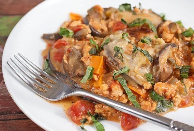 Healthy Moussaka with Gluten Free Béchamel Sauce | Recipe
