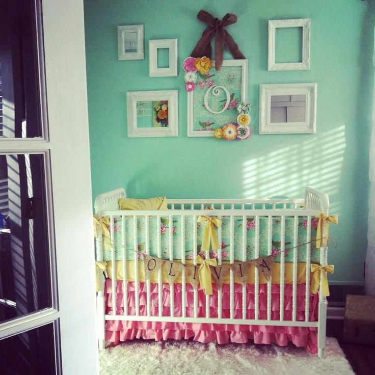 Shabby chic baby room olivia s room palmer s room pinterest