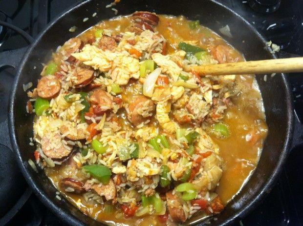 jambalaya man pleasin jambalaya becca s jambalaya shrimp jambalaya ...