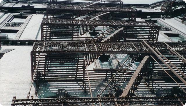 Essay glass menagerie fire escape