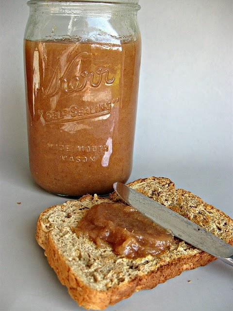 Pear Butter Recipe. A good way to prevent wasting browned pears.