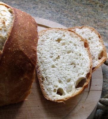 No-Knead Bread--I like this version better than Bittman's original No ...