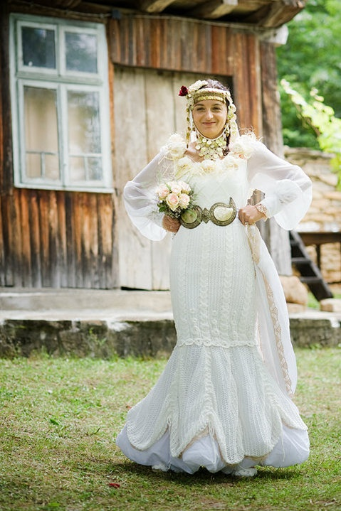 With Bulgarian Bride 76
