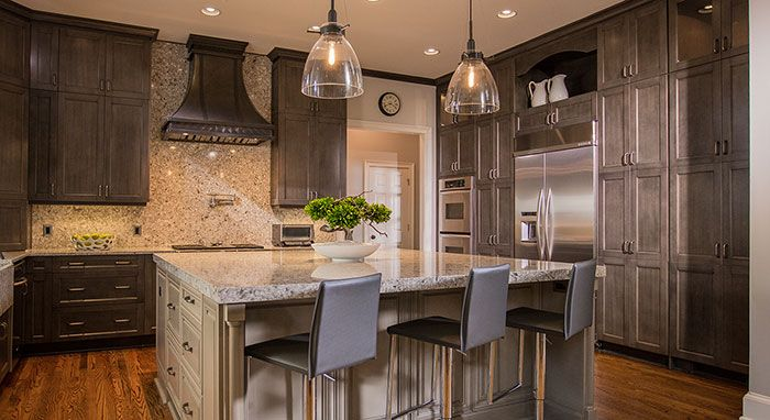 kitchen remodel adds storage amp efficiency by kitchen craft cabinetry