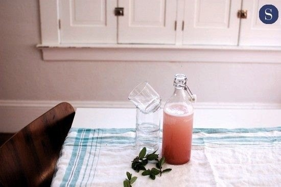 Rhubarb Syrup   My Favorite Things.   Pinterest