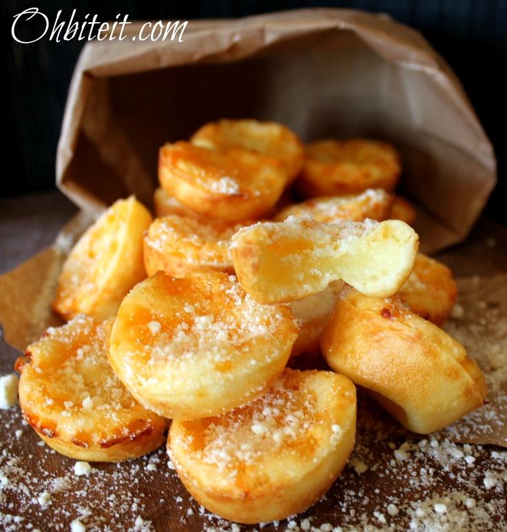 Cheesy Popovers Recipe — Dishmaps