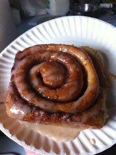 Ooey Gooey Breakfast Rolls Recipe — Dishmaps