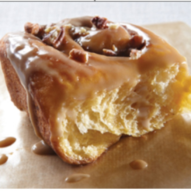 Sweet Potato and Pecan Cinnamon Buns with Maple Glaze www ...