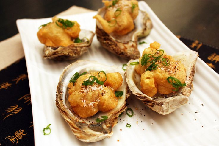 Crispy Fried Oysters by Red Cook | Recomendaciones | Pinterest