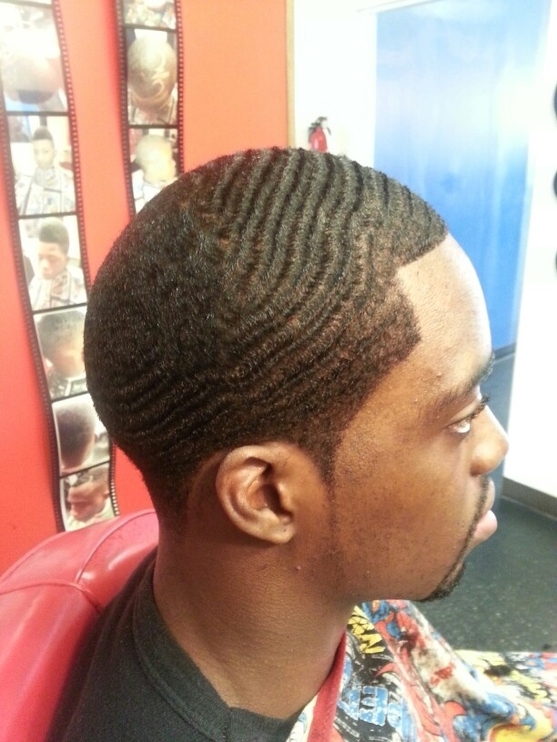 360 #waves spinning #barberlife #barberlove #haircuts | How to Get 360