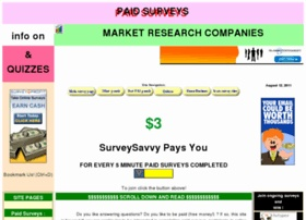 Survey To Get Paid | Survey To Get Paid | Pinterest