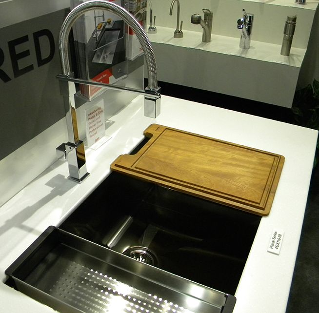Cleaning Franke Sinks : The new PLANAR 8 KITCHEN SINK from Franke is designed and hand ...