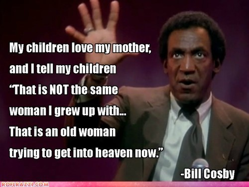 I remember watching this Bill Cosby bit!! So funny.