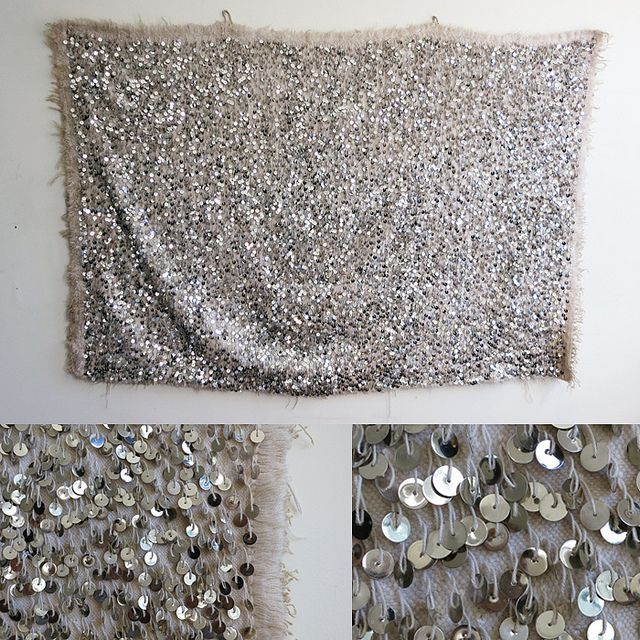 Wall Decor With Glitter : Glitter wall art home style