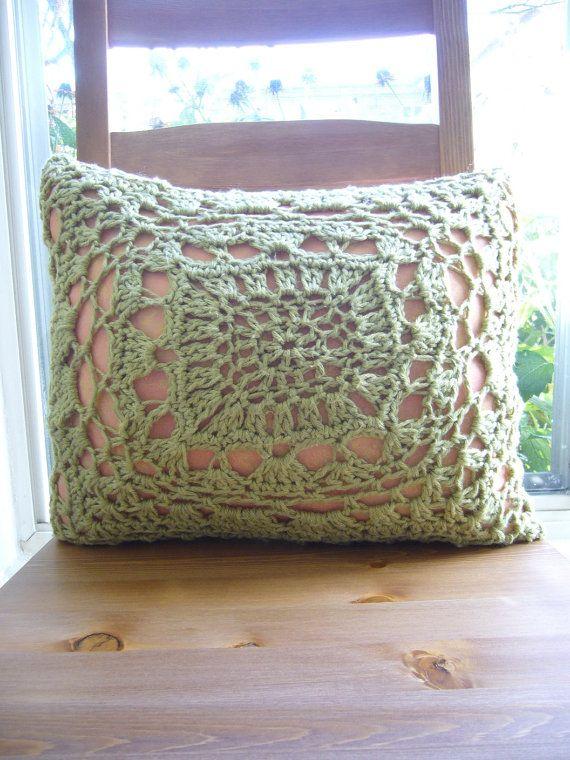 Crochet Patterns Pillows : crochet patterns