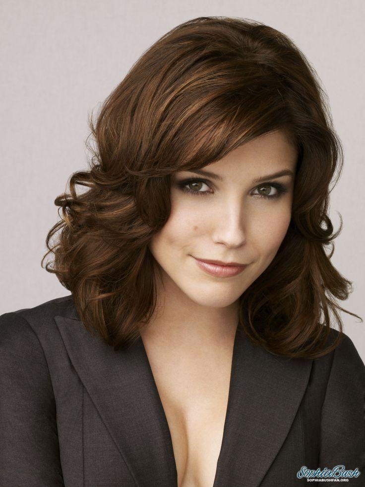 business woman hairstyles : Sophia Bush hair hairstyles Pinterest