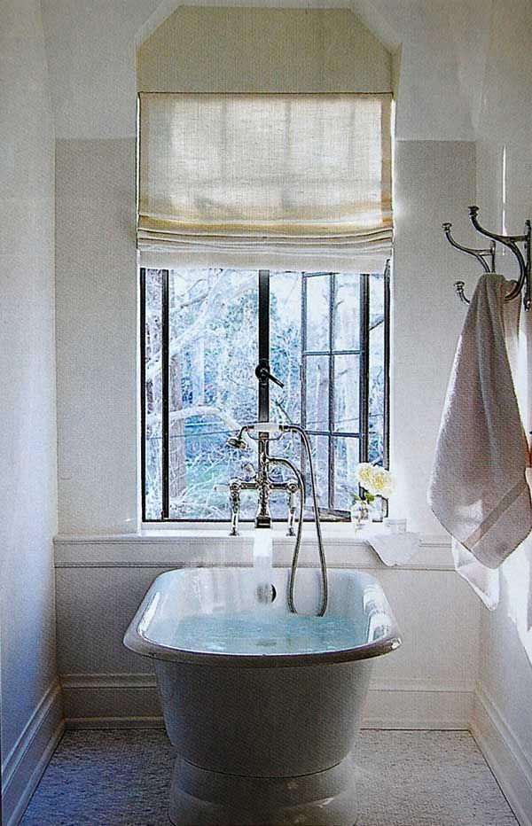 French elle decor bathroom designs pinterest for Elle decor bathroom ideas