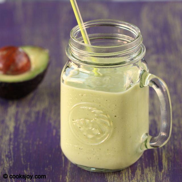 Avocado Banana Smoothie Would modify to just be banana, avocado, and ...