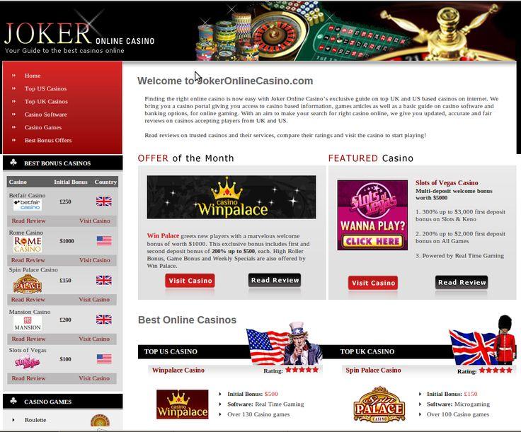 usa online gambling site