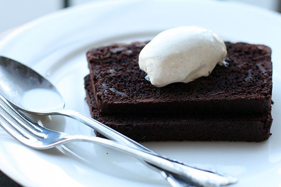 Double Chocolate Loaf Cake | Tea Party Ideas | Pinterest