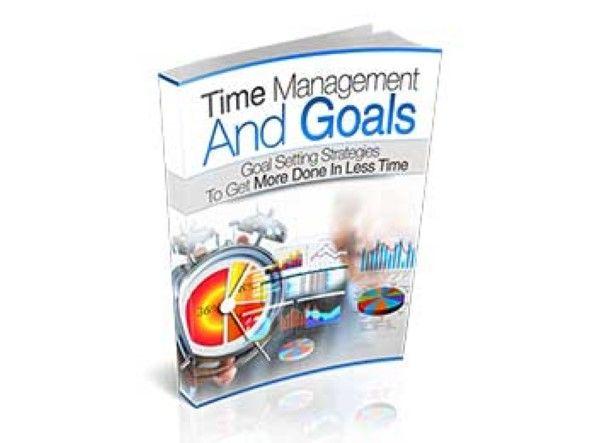 time management goals essay