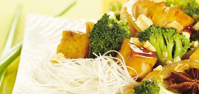 Tofu and Broccoli Stir-Fry | Savory | Pinterest