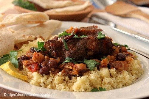 Moroccan Slow-Cooked Lamb | Recipes to Try - Lamb | Pinterest