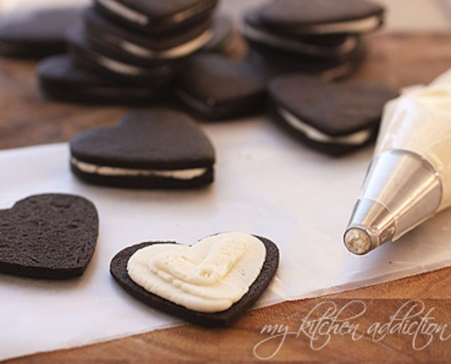 Homemade Oreos | Snacks-N-Sweets | Pinterest