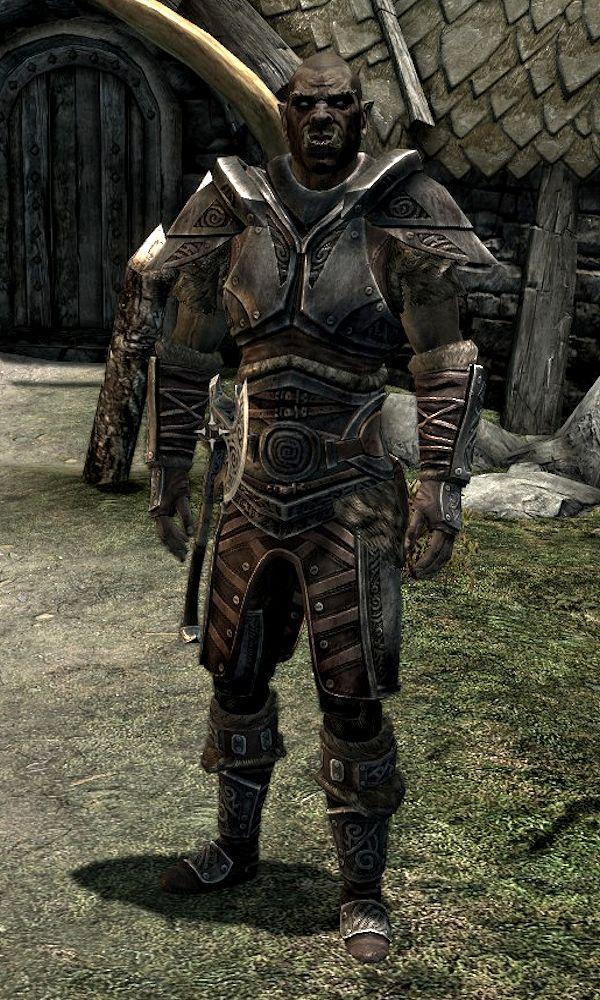 ... the Iron Hand - The Elder Scrolls Wiki. My Wood Elf's husband