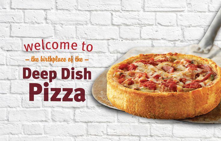 Uno chicago grill original chicago deep dish pizza flatbreads