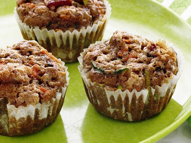 Magic Fruit-and-Veggie Cupcakes. Who says cupcakes can't be healthy ...