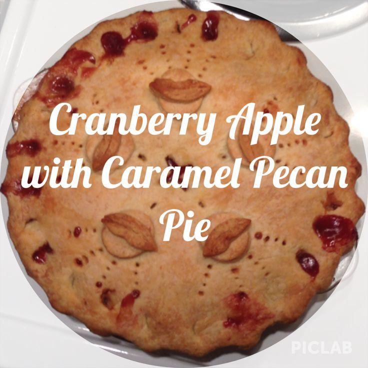... with pecan shortbread crust cranberry apple nut tart recipes dishmaps