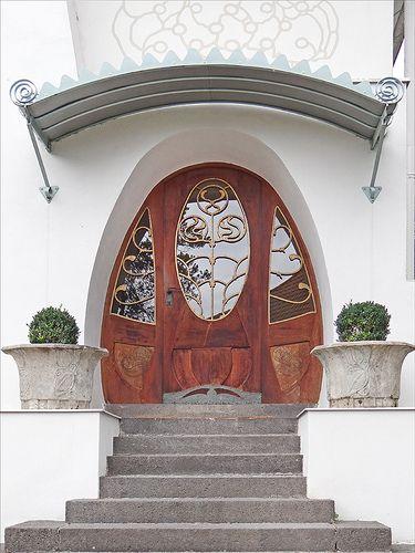 La maison Deiters (Mathildenhöhe, Darmstadt)