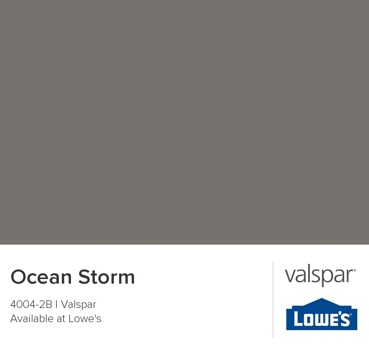 Ocean Storm From Valspar For The Home Pinterest