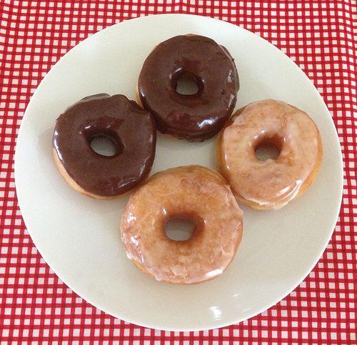 Homemade Glazed Donuts | Desserts - popcorn, and doughnuts | Pinterest