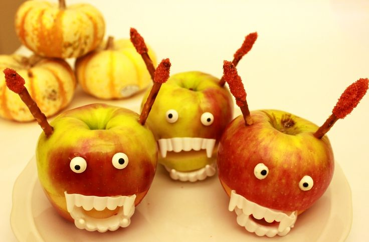 Healthy and fun Halloween recipes! | Recipes | Pinterest