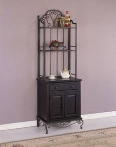 decorating ideas for a baker 39 s rack