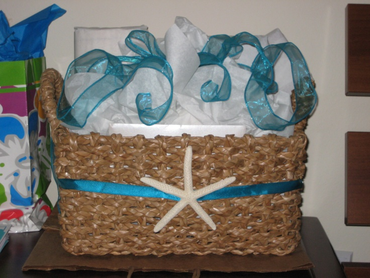 Pinterest Wedding Shower Gift Basket Ideas : bridal showers