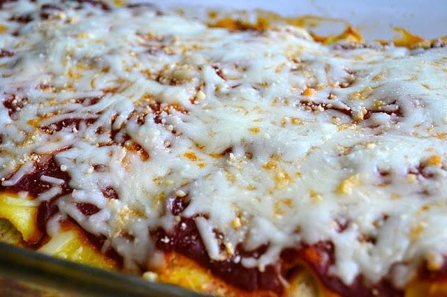 Crepe Manicotti | Recipe