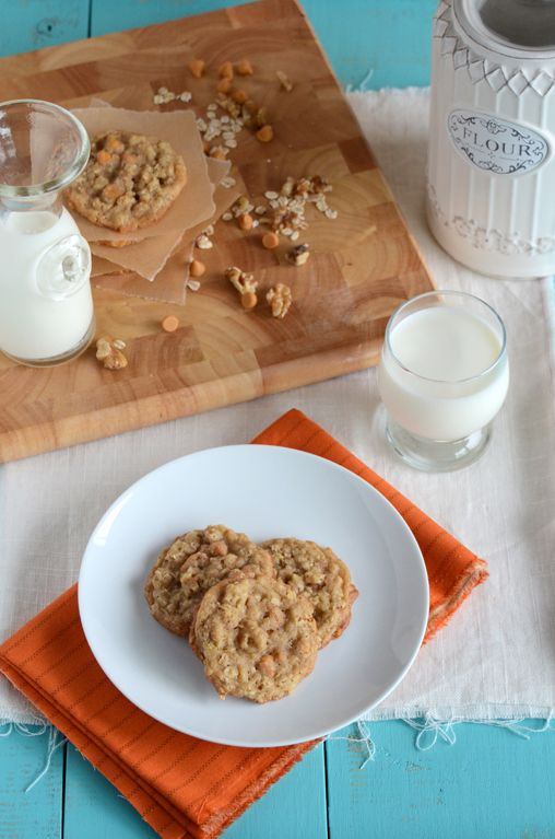 Trying to find the perfect oatmeal butterscotch cookie recipe