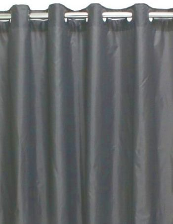 Plain Grey Extra Long Shower Curtain Home Sweet Home Pinterest