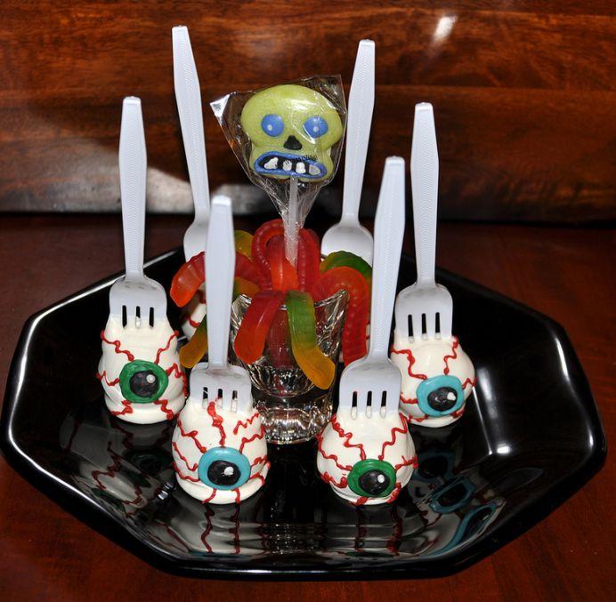 Halloween Cake Pops | holiday | Pinterest