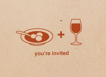 Love these seder invitations! Full shopping guide here: http://bit.ly/GMDP7f