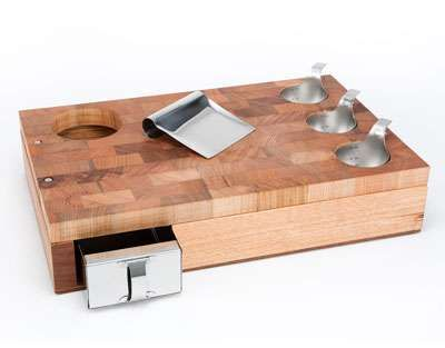 Productive Produce-Chopping Blocks - The Curtis Stone Workbench Cutting Board is Seriously Organized (GALLERY)